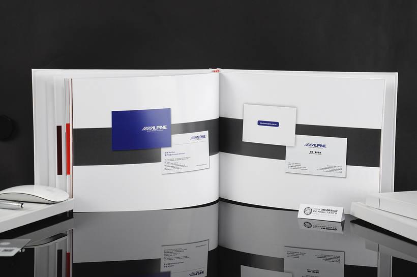 文枫个人作品集 作品展示--中美设计顾问